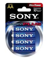 Sony Stamina Plus (Blau)