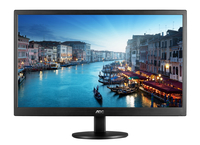 "AOC E2470SWHE 23.6"" Black Full HD LED display (Schwarz)"