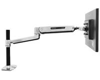 Ergotron LX Series 45-360-026 Flat panel Tischhalter (Metallisch)