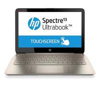 HP Spectre 13-3010eg (Braun, Silber)