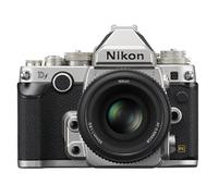 Nikon DF + AF-S NIKKOR 50mm (Silber)