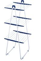 LEIFHEIT TOWER 190 Standregal Blau, Weiß (Blau, Weiß)