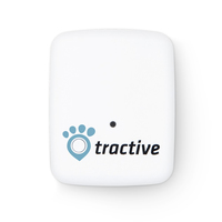 Tractive GPS Pet Tracking Device (Weiß)