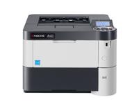 KYOCERA FS-2100DN A4 Schwarz, Weiß 1200 x 1200DPI (Grau, Weiß)