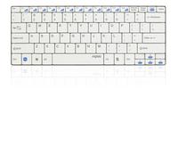 Rapoo E9050 (Weiß)