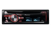Pioneer DEH-X8600BT Auto-CD/DVD Tuner (Schwarz)