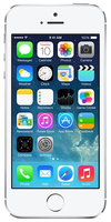 Apple iPhone 5s 16GB 4G Silber (Silber)