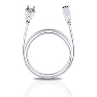 OEHLBACH 17045 Stromkabel (Weiß)