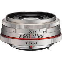Pentax HD DA 21mm F3.2 AL Limited (Silber)