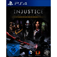 Warner Bros Injustice