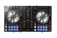Pioneer DDJ-SR DJ Controller (Schwarz)