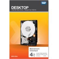 Western Digital Desktop Mainstream, 4TB