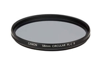 Canon PL-C B Filter 58mm (Schwarz)