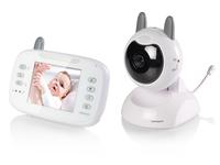 Topcom KS-4246 Baby-Videoüberwachung (Weiß)
