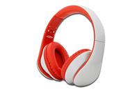 Ednet 83056 Mobile Kopfhörer (Rot, Weiß)
