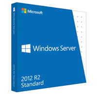 Microsoft Windows Server Standard 2012 R2 64-bit