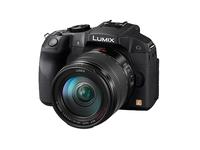 Panasonic Lumix DMC-G6H + G VARIO HD 14-140mm Systemkamera 16.05MP Live MOS 4608 x 3456Pixel Schwarz (Schwarz)
