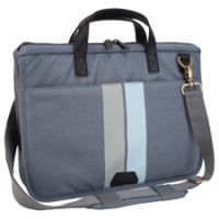 "Targus Geo 15.6"" Simpson Slim Laptop Case - Grau (Grau)"