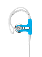 Beats by Dr. Dre Powerbeats (Blau, Weiß)
