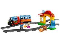 Lego Duplo Eisenbahn 10507 - Eisenbahn Starter Set (Mehrfarbig)