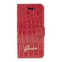 GUESS GUFLHP4CRR 3.5Zoll Folio Rot Handy-Schutzhülle (Rot)