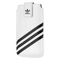 Adidas ADPUEUNIXXLS1305 Handy-Schutzhülle (Schwarz, Weiß)