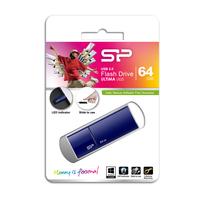 Silicon Power Ultima U05 64GB 64GB USB 2.0 Blau USB-Stick (Blau, Navy)