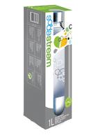 SodaStream 1041191490 Trinkwassersprudler-Zubehör (Edelstahl)