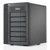 Promise Technology 12TB Pegasus 2 R6 (Schwarz)