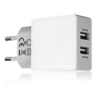 Xqisit 14818 Ladegeräte für Mobilgerät (Weiß)