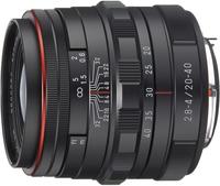 Pentax HD DA 20-40mm F2.8-4 ED Limited DC WR (Schwarz)