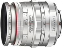 Pentax HD DA 20-40mm F2.8-4 ED Limited DC WR (Silber)