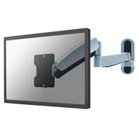Newstar FPMA-W950 Flat Panel Wandhalter (Silber)