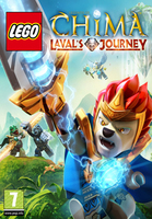 Warner Bros LEGO Legends of Chima: Laval's Journey