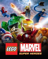 Warner Bros Lego Marvel Super Heroes