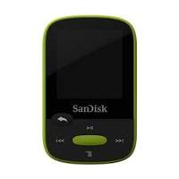 Sandisk Clip Sport 8GB (Schwarz, Grün)