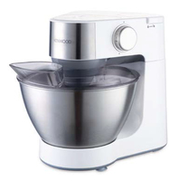Kenwood Electronics KM242 Küchenmaschine (Silber, Weiß)