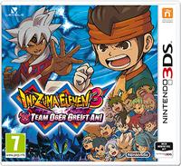 Nintendo Inazuma Eleven 3: Team Ogre Attacks!, 3DS