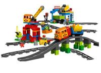 Lego Duplo Eisenbahn 10508 - Eisenbahn Super Set (Mehrfarbig)