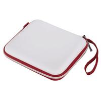Hama 00114197 Schutzhülle für tragbare Spielekonsole (Rot, Weiß)