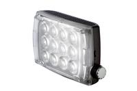 Manfrotto MLS500F Lichtspot (Schwarz, Transparent)
