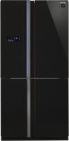 Sharp SJFS820VBK Side-by-Side-Kühlschrank (Schwarz)
