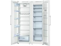 Bosch KAN99VW30 Side-by-Side-Kühlschrank (Weiß)