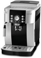 DeLonghi Magnifica S ECAM 21.116.SB Freistehend Halbautomatisch Espressomaschine 1.8l 14Tassen Silber Kaffeemaschine (Silber)