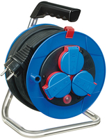 Brennenstuhl 15m H05RR-F 3G1,5 (Schwarz, Blau, Rot)