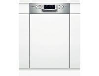 Bosch SPI69T45EU Spülmaschine (Edelstahl, Weiß)