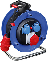 Brennenstuhl 30m H07RN-F 5G1,5 (Schwarz, Blau, Rot, Weiß)