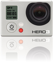 GoPro HERO3 White Edition (Silber)