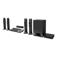 Sony BDV-N7200W 3D Blu-ray Home Entertainment-System (Schwarz)