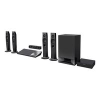 Sony BDV-N7200W 3D Blu-ray Home Entertainment-System (Schwarz)